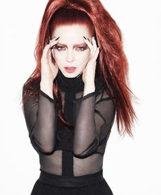 Garbage Frontwoman Shirley Manson Takes Another Shot at the Spotlight - Bullett Media