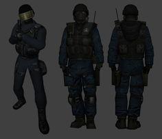 SCP MTF Soldier by WeGameLP.deviantart.com on @DeviantArt