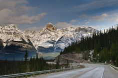 Here are five of the most picturesque drives in Canada, where the journey itself makes the trip worthwhile.
