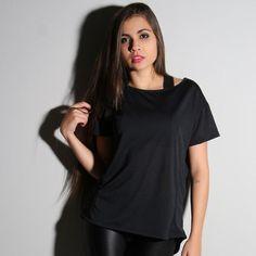 Camisa Feminina Para Academia em Dry Fit 4.4.1647-01 - Camisa t- 897dfcb33ee