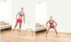 FitnFoodie.com - Workout - Resistance band exercises