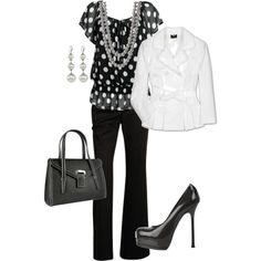 I just purchased a cute ruffled polka dot blouse at Forever 21 for under $21 :0)  I can't wait to wear it!