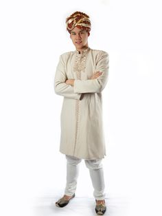 Bollywood Man Indian Fancy Dress Party Costume
