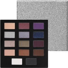 SEPHORA COLLECTION Enchanting Eye Palette (68 BRL) ❤ liked on Polyvore featuring beauty products, makeup, eye makeup, eyeshadow, sephora collection, sephora collection eyeshadow and palette eyeshadow