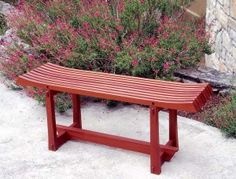 Japanese Garden Bench Plans - Outdoor Furniture Plans and Projects - Woodwork, Woodworking, Woodworking Plans, Woodworking Projects Antique Woodworking Tools, Best Woodworking Tools, Woodworking Workbench, Woodworking Techniques, Popular Woodworking, Woodworking Projects, Woodworking Classes, Japanese Woodworking, Woodworking Equipment