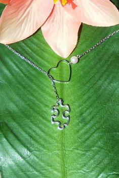 beautiful autism necklace. must have!