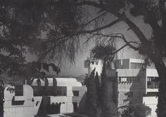 La Fundació Joan Miró a l'Architectural Review. Juliol 1976