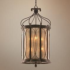 "Valais Collection 21 1/2"" Wide Entry Chandelier"