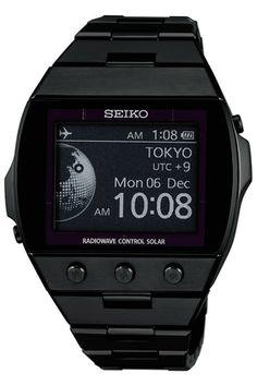 Seiko EPD SDGA003 horloge