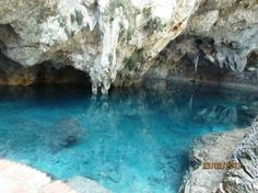 Park of Three Eyes of Water (intercoonnected caves) - Santo Domingo, Dominican Republic