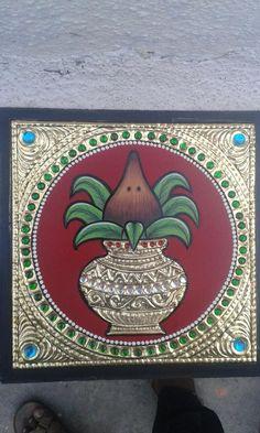 KAlash .........Rama Mysore Painting, Tanjore Painting, Krishna Painting, Rajasthani Art, Peacock Painting, Madhubani Art, Indian Art Paintings, Thai Art, Outline Drawings