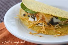 Grilled Tilapia Fish Tacos from themamareport.com for Gorton's Seafood Challenge Review