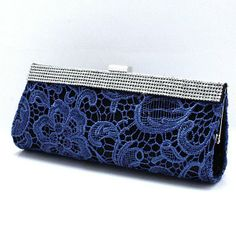 2013 Evening Bag , Designer Pearl Inlay Full Dress Party Purse Wedding Clutch Solid Color Party Bag US $24.00 - 25.00