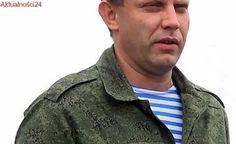 Lider separatystów: Nie zrezygnowałem. Zdobędziemy Kijów