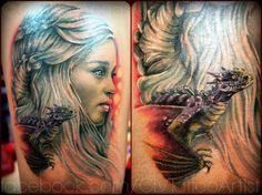 Daenerys Stormborn of House Targaryen- mother of dragons – Game of Thrones