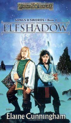 Elfshadow - Songs & Swords Series #1