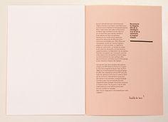 Catalogue des diplômes 2013 on Behance