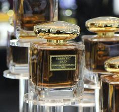 A truly 'terry-ific' addition to our #HarrodsBeauty Halls, have you sampled #BYTERRYPARIS's exquisite fragrance yet?