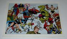 The Defenders 1970's Rare Vintage Original Marvel Comics Superhero 1978 Pin-Up Poster: Dr Strange/the Hulk/Valkyrie/Namor the Submariner/Daredevil/Silver Surfer/Luke Cage/Nighthawk/Moon Knight/Guardians of the Galaxy Marvel,http://www.amazon.com/dp/B00I8UPRV6/ref=cm_sw_r_pi_dp_Y4x8sb1TYHVQDAEX