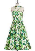 Tatyana/Bettie Page As Lush Would Have It Dress | Mod Retro Vintage Dresses | ModCloth.com