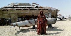 Alcune foto rubate del set di Star Wars VII - http://www.ahboh.it/foto-rubate-star-wars-vii/