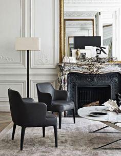 #furnituredesigns Luxury Home Furniture, Classic Furniture, Luxury Home Decor, Fine Furniture, Luxury Homes, Furniture Design, Antique Furniture, Outdoor Furniture, Modern Furniture