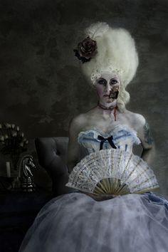 Zombie Marie Antoinette
