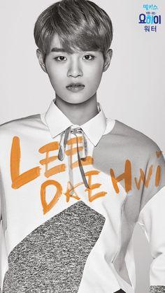 Yohi x Wanna One Daehwi Hyun Kim, David Lee, Guan Lin, Lee Daehwi, Kim Jaehwan, Ha Sungwoon, Produce 101, Ji Sung, Girl Bands