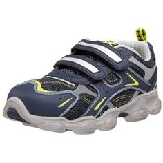 Stride Rite Toddler/Little Kid Lighted Sorren Sneaker Stride Rite. $48.95. Features of this item include: Back to School, Elementary School, Grade School, Leather, School. Leather and mesh. Fit: True to Size. Rubber sole