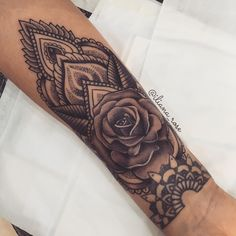 "26.7k Likes, 93 Comments - Tattoos (@tattoos_of_insta) on Instagram: ""Made by @iliana_rose ✨"""