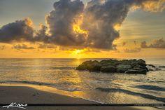 Red Reef Park Boca Raton Florida Beach Sunrise