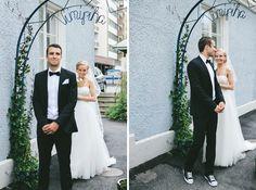 Wedding Day Story Hanne-Maria + Ville. Jyväskylä, Finland.