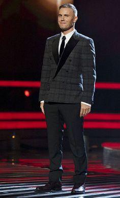 Gary Barlow has the X-Factor