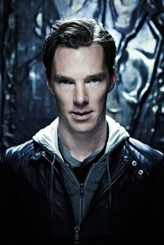 Benedict Cumberbatch. Look into his eyes and let the perfection of this picture sink in.