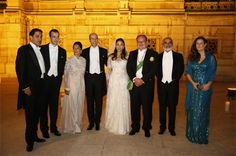 Inside Prince Muhammad Ali of Egypt and Princess Noal Zaher's wedding - Photo 4