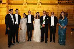 Inside Prince Muhammad Ali of Egypt and Princess Noal Zaher's wedding - Photo 4