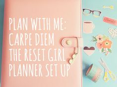 Hello planner friends, and welcome to the Mixed Media Attic! Today I wanted to share with you all a few things that I did to set up my ...