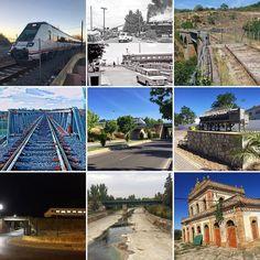 Resumen Instagram 2017. 4/5. Ferrocarril. #ffccExtremadura