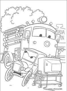 Cars 2 Printable Coloring Pages | cars-79 Cars PRINTABLE COLORING PAGES FOR KIDS.