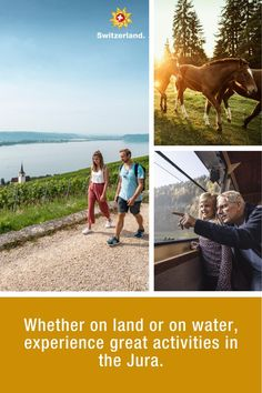 Jura – Your Swiss region of choice? Summer Activities, Outdoor Activities, Switzerland Tourism, Three Lakes, The Cloisters, Castle Ruins, Canoe And Kayak, Cross Country Skiing, Medieval Town