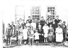Tradicional Família Souza que deixou vários descendentes na cidade.