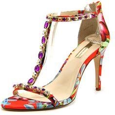 6efc9fa9d70 INC International Concepts Rylee Women Fabric Multi Color Slingback Sandal  Slingback Sandal