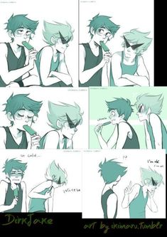 imagenes de homestuck (hay Yaoi Papu :v) the title says it, right? v everything # Of Ev Homestuck Comic, Homestuck Characters, Manga, My Ghost, Gay Comics, Star Vs The Forces Of Evil, Funny Art, Kawaii Anime, Artist