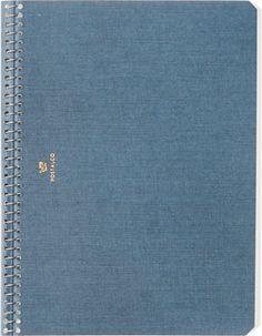 Postalco notebook.  Best ever.