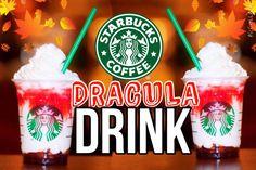 diy Starbucks drink dracula drink vampire drink diy tumbler easy diy drink