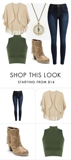 """""""For Outdoorsy Girls"""" by sassyladies ❤ liked on Polyvore featuring Kinross, Muk Luks and WearAll"""