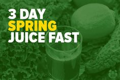 3 DAY SPRING JUICE FAST. All of the recipes, instructions (pre fast guidelines), fasting protocol, and support from Karen Kipp. Do this at your leisure, or join us free guided facebook group April 26-28th and learn from hundreds of others participating. Kick start your Spring and Join us. It will be fun!