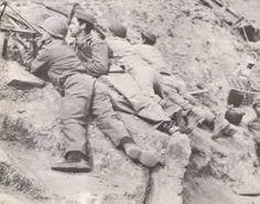 Fotos da FEB Pracinhas combatendo com forças do eixo na italy.