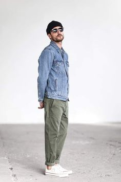 All Jeans, Denim Jeans Men, Casual Outfits, Fashion Outfits, Mens Fashion Week, Gentleman Style, Urban Fashion, Street Wear, Menswear