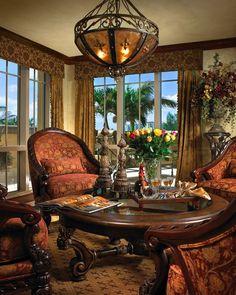 Luxury Homes, Luxury Interior Design: Luxury Interior Design In Rich Jewel Tones by Perla Lichi   Luxury Pictures